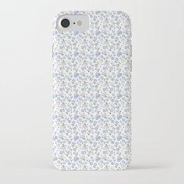 Ditsy  Hydrangeas iPhone Case