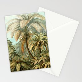 Vintage Tropical Palm Stationery Cards