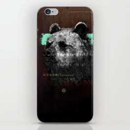 URSUS iPhone Skin