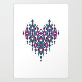 Love Her Art Print