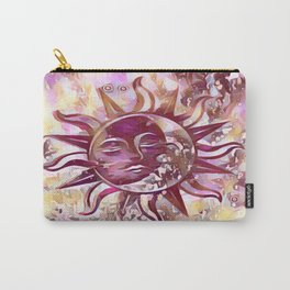 Passion Sun Moon Carry-All Pouch