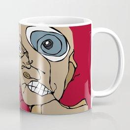 Frazzled Hag (color) Coffee Mug