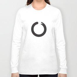 Zen Enso circle Long Sleeve T-shirt
