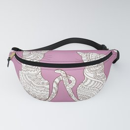 lovely cats Fanny Pack