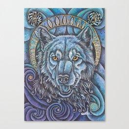Aquene Canvas Print