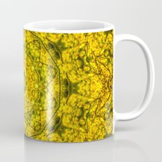 Golden Star Mandala coffe mug by photosbyhealy