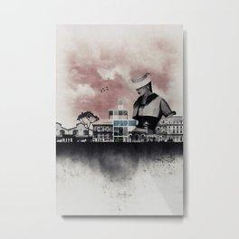 Proportions Metal Print
