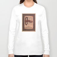 book cover Long Sleeve T-shirts featuring Cinderella Book Cover by proudcow