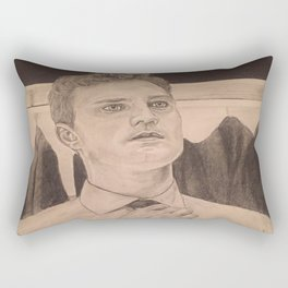 Christian Grey - FIFTY SHADES OF GREY Rectangular Pillow