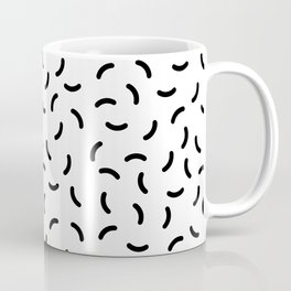 Memphis pattern 36 Coffee Mug