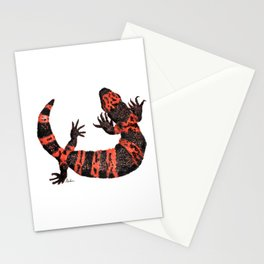 Gila Monster Stationery Cards