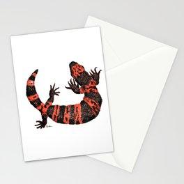 Gila Monster Stationery Cards