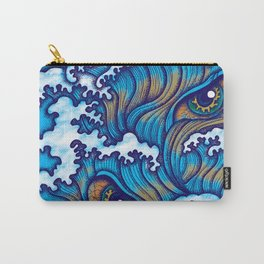 Spirit of the waves Carry-All Pouch