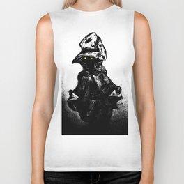 The Black Mage Biker Tank