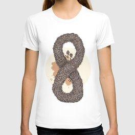 fur infinity T-shirt