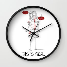 This is real Wall Clock