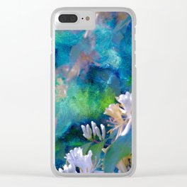 Spring Synthesis XII Clear iPhone Case
