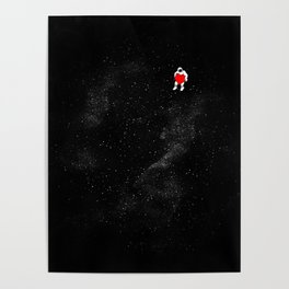 Love Space Poster