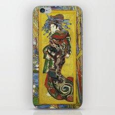 Japonaiserie by Vincent van Gogh iPhone & iPod Skin