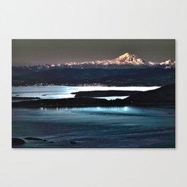 Bham Canvas Print