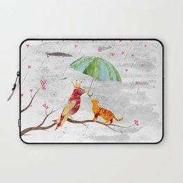 Love Storm Laptop Sleeve