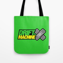 Drift Machine v3 HQvector Tote Bag