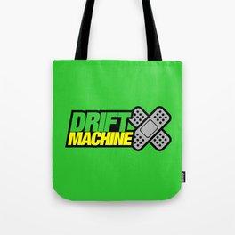 Drift Machine v3 HQvector Tote Bag