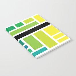 City Tiles Notebook