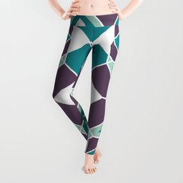 Geometric Pattern 2 Leggings