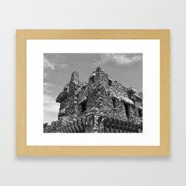 Gillette Castle Framed Art Print