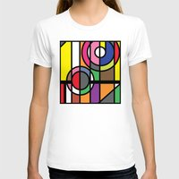 window T-shirts featuring Window by Akehworks