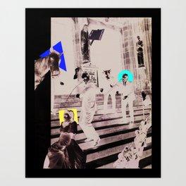 Bauhaus Art Print