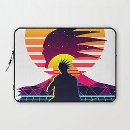 kenpachi zaraki Laptop Sleeve