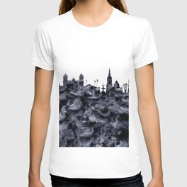 Christchurch skyline New Zealand T-shirt