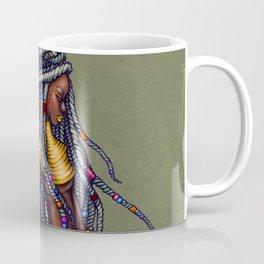 Tribal Mermaid Coffee Mug