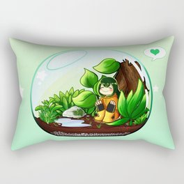 Tsuyu Asui Rectangular Pillow