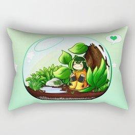 Tsuyu Asui Rectangular Pillow