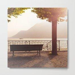bellagio at sunset Metal Print