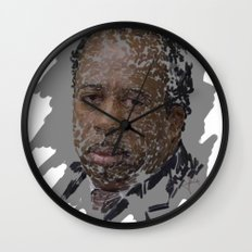 Stanley Hudson, The Office Wall Clock