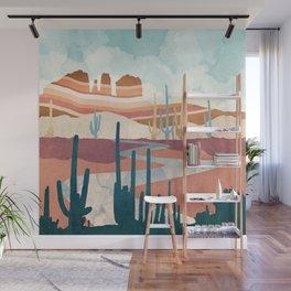 Desert Vista Wall Mural