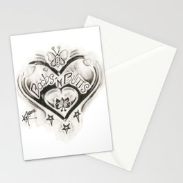 Boobs n Butts Stationery Cards