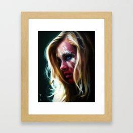 Reaper Clarke Framed Art Print