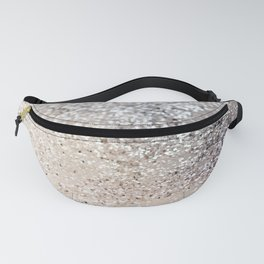 Sparkling GOLD Lady Glitter #6 #decor #art #society6 Fanny Pack