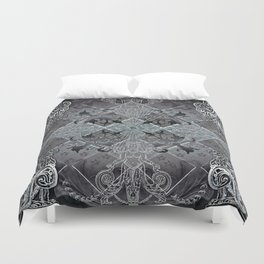 The Knight's House Duvet Cover