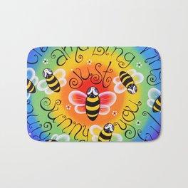 Just Bee Bath Mat