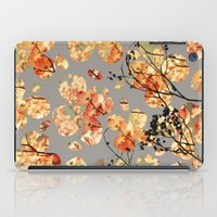 quilt iPad Cases featuring Dogwood Quilt by Olivia Joy StClaire