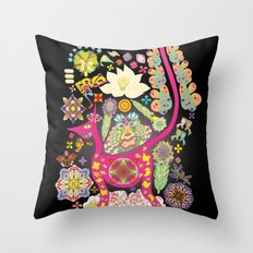 228 Throw Pillow
