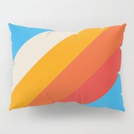 Gefjun - Classic Minimal Retro Summer Style Stripes Pillow Sham