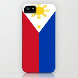 Flag of the Philippines iPhone Case