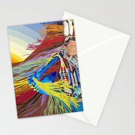 Lost in the Moment Stationery Cards
